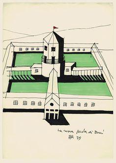 Scuola media, Broni, 1979-1981 -