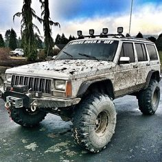 Discount Wheels, Tires and Rims for Cars and Trucks Jeep Zj, Jeep Xj Mods, Jeep Cars, Jeep Truck, Cherokee Sport, Jeep Grand Cherokee, Hummer, Badass Jeep, Old Jeep