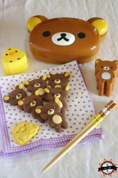 Rilakkuma Cookies by RiYuPai