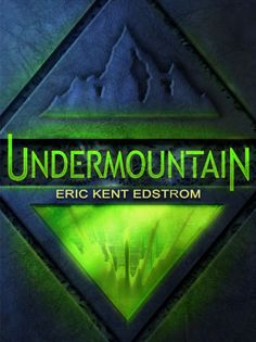 Books and Quilts: Undermountain by Eric Kent Edstrom