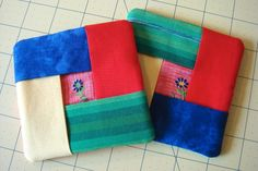 (7) Name: 'Quilting : Quickie Quilted Coasters