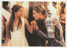 Romeo + Juliet - Leonardo DiCaprio and Claire Danes - Directed by Baz Luhrmann - 1996