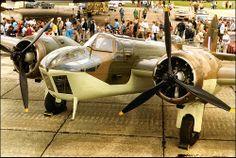 Bristol Blenheim Bomber WW2