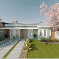 Garage Doors, Outdoor Decor, Gabriel, House Ideas, Home Decor, Brick Homes, Cozy House, Wooden Doors, Beach Cottages