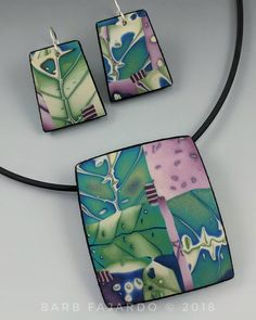 Pin by jessama tutorials on polymer clay pendants полимерная Polymer Clay Necklace, Polymer Clay Pendant, Fimo Clay, Polymer Clay Crafts, Handmade Polymer Clay, Polymer Clay Earrings, Biscuit, Metal Clay Jewelry, Precious Metal Clay