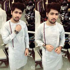 Pathani Suit Men, Pathani Kurta, Kurta Pajama Men, Kurta Men, Suit Fashion, Boy Fashion, Mens Fashion, Mens Shalwar Kameez, Boys Kurta Design