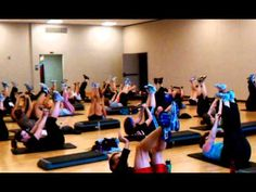 ▶ BODYPUMP Abs - YouTube