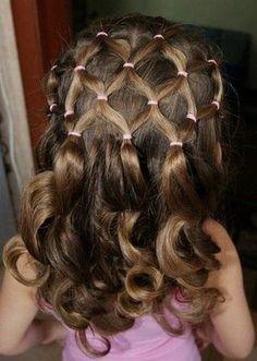 Нарядные причёски для девочек / Воркаут как образ жизни