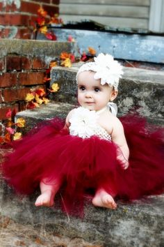 This is the reason I can't have a  Iittle girl... I would dress her like this every day :)