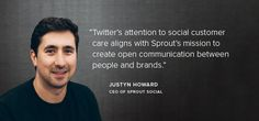 Growing Sprout's Partnership With Twitter: First Access to New Data Helps Brands Improve Social Customer Care