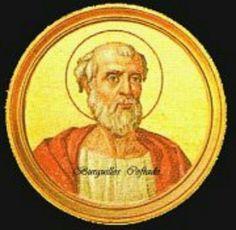 San Marcelo, Papa 16 de enero