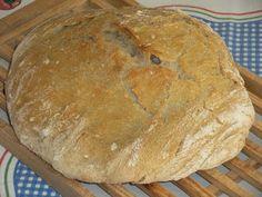 Kika Gula: Pão sem amassar