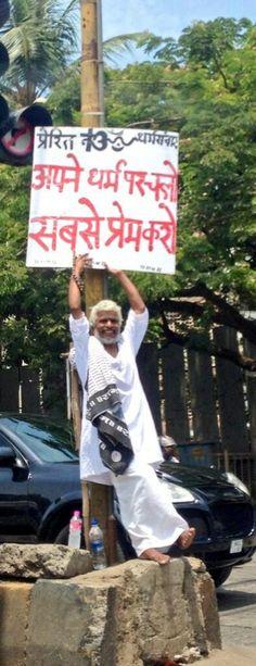 India's Traffic Light Messiah