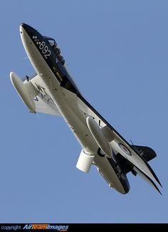 Hawker Hunter PR11