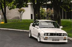 1988-1992 BW M3...$15,000-$20,000 for a super clean one. Some day...