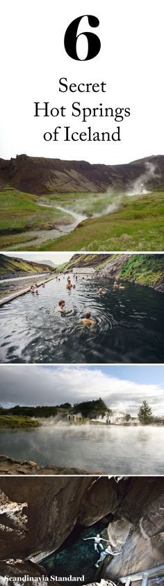 Six lesser-known hot springs in Iceland for you to luxuriate in on your next…