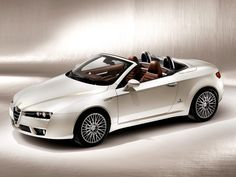 Exclusiveness and personality have always been distinctive features of the Alfa Romeo brand a fact borne out by the broad choice of bodies engines exterior outfits interior furnishings and options