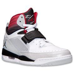 Men's Jordan Flight 97 Off Court Shoes. Men's Jordan Flight 97 Basketball  Shoes | Finish Line | White/Black/Pure Platinum/Gym Red