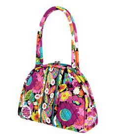 Another great find on #zulily! Va Va Bloom Eloise Shoulder Bag by Vera Bradley #zulilyfinds