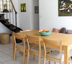 Design Sponge, 2008 | Sneak peek: Boo and Bruno Louis of Ekobo  « today's sneak peek belongs to boo and bruno louis of ekobo/ecology & design. based in france, the company designs and manufactures contemporary, sustainable home accessories from bamboo- working exclusively with fair-trade artisan villages in vietnam to handcraft their products. bruno (the [french] founder) and boo (the [american] product/graphic designer) live in the historic center of montpellier, france (…) » @Design*Sponge