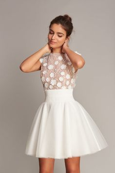 Welcome Pikide - Civil Wedding Dresses, Grad Dresses, Evening Dresses, Short Dresses, Dress Wedding, Wedding Reception, Lace Wedding, Vestidos Plus Size, Bridal Outfits