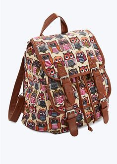 All Owls Backpack