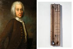 Anders Celsius (1701–1744), was a Swedish astronomer who is known for inventing the Celsius temperature scale. Celsius also built the Uppsala Astronomical Observatory in 1740, the oldest astronomical observatory in Sweden