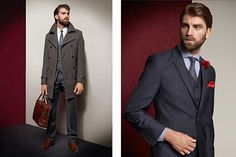 PKZ Business | Fotostrecke THE LOOK Magazine 3/12 | Paul Kehl & Paul Kehl 1881