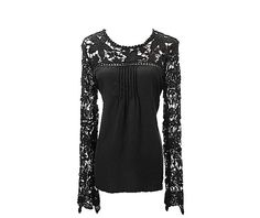 pretty_elegant_lace_black_top_with_long_sleeves_size_14_dresses_2.jpg
