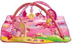 Tiny Love Gymini Tiny Princess Activity Gym for only $71.87 You save: $8.08 (10%) + Free Shipping