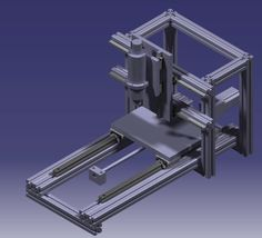 Was Du beim Eigenbau deiner CNC Fräse berücksichtigt solltest. Was Du schon immer über den Selbstbau deiner Fräsmaschine wissen wolltest! Baubericht & Tipps