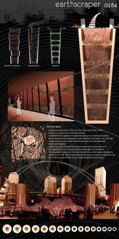 Earthscraper: Underground Architecture: