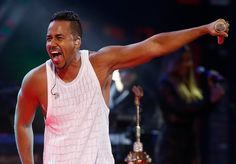 Gallery to them: The presentation of Romeo Santos who left all mad at Quinta Vergara The Clinic Online February 27, 2015