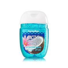 Mini Antibactérien Cactus Flower & Coconut Bath and Body Works