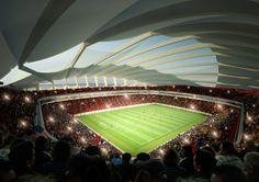 albert speer & partner: qatar stadiums 2022 FIFA world cup