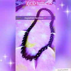 🐶Sit Boy 🐶  #inuyasha #manga #viz #shonen #shojo #cosplay #necklace #jewelry #snapchat #dog #kagome #adultswim #toonami #sitboy #anime #animelover #otaku #geek #nerd #collector #love #inuyashaxkagome #inuyashacosplay #sacredjewel #shard #halfdemon