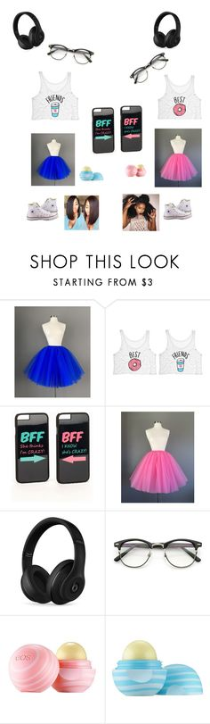 """Tierra"" by takhya on Polyvore featuring JFR, Converse, Beats by Dr. Dre, ZeroUV and Eos"