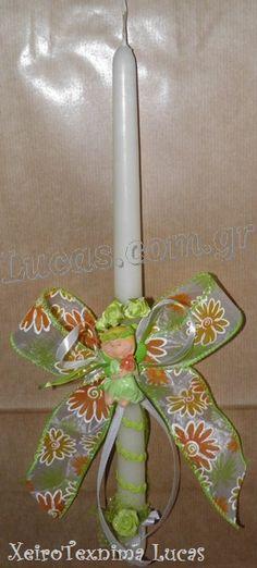 Λαμπάδα νεράιδες http://lucas.com.gr/el/our-shop/candles/decorative-candles.html