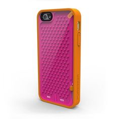 Pure Gear iPhone 5 Case 'Undecided Orng Pnk'