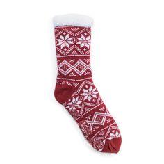 Women's 1-Pair Fluffy Cabin Socks