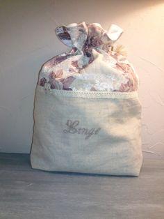 sac pochon pour lingerie