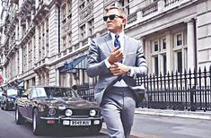 """For me, 2006's """"Casino Royale"""" brought James Bond, the iconic British spy with an eye for the ladies, fast cars, and cool gadgets, firmly into the 21st century. Above all else, Daniel Craig's first film as Bond was a tragic love story, as the spy met and fell for Vesper Lynd, a woman who showed herself to be very much his equal. Her eventual betrayal and death was the catalyst that transformed Bond into the cynical, hard-edged agent we know and love. New Cinema, I Love Cinema, Cinema Film, Film Movie, New James Bond, James Bond Movies, Sean Connery, Rolex Oyster Perpetual, Sarcastic One Liners"""