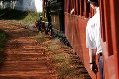 train Tiradentes - São João del Rey
