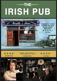 The Irish Pub...liked it seeing all the old buildings and old timers talking about their pubs.