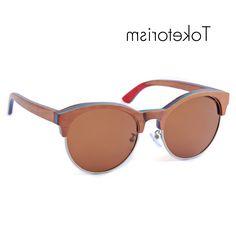 29.90$ (Watch more - https://alitems.com/g/1e8d114494b01f4c715516525dc3e8/?i=5&ulp=https%3A%2F%2Fwww.aliexpress.com%2Fitem%2FHandmade-Restoring-ancient-ways-eyebrow-sunglasses-half-frame-wood-sunglasses-skateboard-7003W%2F32612866985.html) Handmade Restoring ancient ways eyebrow sunglasses retro half-frame wood sunglasses skateboard 7003