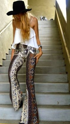 #love this boho look.