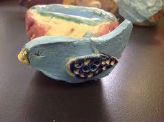 Junior bird pots