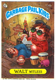 mean gene garbage pail kid | posted by postino at 10 46 am email this blogthis share to twitter ...