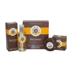 Roger & Gallet Bois D'orange Gift Set for Women, 3.3 Ounce. Bois D'orange for Women 2 Pc. Gift Set ( Eau Fraiche Parfumee 3.3 Oz + Perfumed Soap 3.5 Oz ). All our fragrances are 100% originals by their original designers. We do not sell any knockoffs or immitations. Packaging for this product may vary from that shown in the image above. We offer many great sales and discounts making this fragrance cheaper than at department stores. 2 Pc. Gift Set ( Eau Fraiche Parfumee 3.3 Oz + Perfumed…