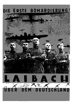 Laibach - Tour Poster